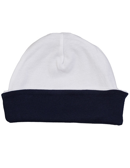 BZ44 Babybugz Baby Reversible Hat